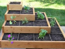 Planter Boxes Raised Garden Retaining Wall Planters A Honey