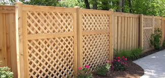 Lattice Fence and Gate